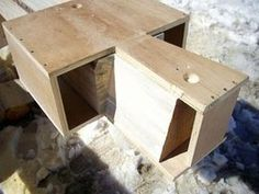 How to Build a Log Cabin With Dovetail Notches : 7 Steps (with Pictures) - Instructables Diy Log Cabin, How To Build A Log Cabin, Log Cabin Kits, Rustic Cabin Decor, Log Cabin Homes, Lodge Decor, Log Cabins, Rustic Cabins, Mountain Cabins