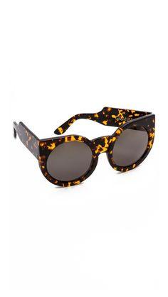 Wildfox Granny Sunglasses #2015wishlist #2015sunglasses