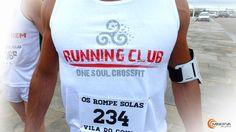 T-shirt desenvolvida para OneSoul Crossfit.