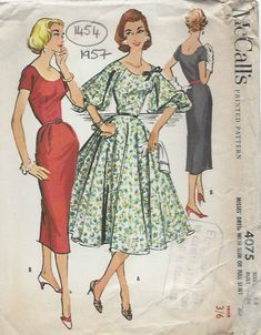 For many more vintage Sewing Patterns visit my eBay shop                                                                     'The Vintage Pattern Shop'                                                                                   Item Description: ✦ Please note:  You are bidding on a 'Professional Digitally Reproduced' copy of this Sewing Pattern including …
