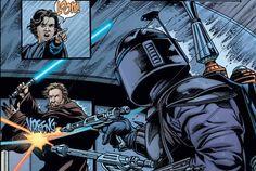 Crítica | Star Wars: Episódio II – Ataque dos Clones (adaptação em quadrinhos da Dark Horse Comics)