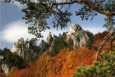 Slovakia, Súľov Rocks