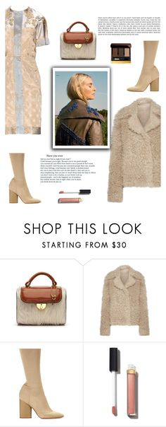 """08.10.2017"" by bliznec-anna ❤ liked on Polyvore featuring Alexandre Herchcovitch, Maison Margiela, Theory, Niki Taylor, adidas Originals, Chanel and Tom Ford"