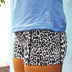 Jungle Fever Short Tight