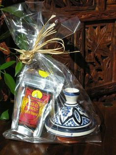 Baby tagine and spice gift set. http://www.maroque.co.uk/showitem.aspx?id=ENT02122&p=00738&n=all
