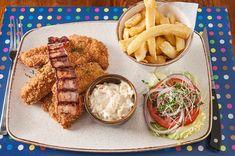 Max & Ben's Bistro Auchterarder, Scotland Menu Items, Hummus, Nom Nom, Scotland, Food Photography, Restaurant, Foods, Ethnic Recipes, Food Food