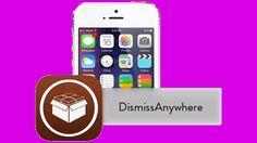 Deshazte de las alertas emergentes de iOS con un simple toque con DismissAnywhere (jailbreak)