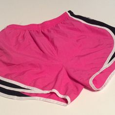 Pink nike dri fit shorts Pink nike pro athletic shorts.  Size small. Excellent condition. Nike Shorts
