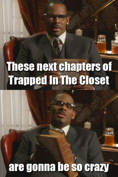 ifc:    Oh shit! The ENTIRE NEW installment of Trapped In The Closet is streaming on IFC.com now: http://www.ifc.com/trapped/    Be hilariously afraid…