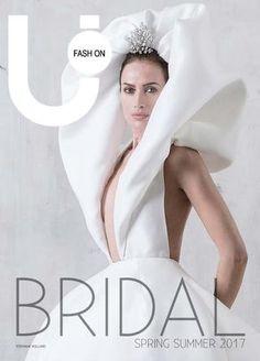 UFASHON MAGAZINE BRIDAL SS 2017
