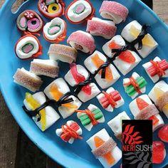 Kinder Sushi
