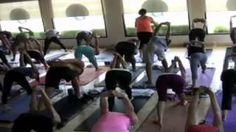 90 minute power yoga - YouTube