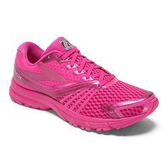 10910de449d Brooks Women s Launch 2 Running Shoes Fuscia Pink