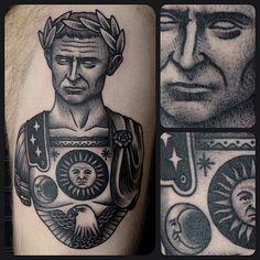 Julius Caesar by Philip Yarnell.