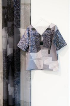 Textile Design work by Laura Bending