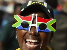 South African flag sunnies!