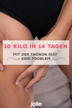 Die Thonon-Diät verspricht 10 Kilo in 14 Tagen The Thonon diet promises 10 kilos in 14 days You want to lose weight fast? With the Thonon diet 10 kilos in 14 days are possible. Healthy Diet Tips, Diet And Nutrition, Healthy Drinks, Perder 10 Kg, 14 Day Detox, Health Day, Health Tips, Health Foods, Detox Plan
