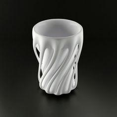 amazing what you can print!Join the Printing Conversation: www. Maybe something for Printer Chat? 3d Printing Diy, 3d Printing News, 3d Printing Service, Impression 3d, Cup Design, Print Design, Graphic Design, 3d Printed Objects, 3d Printed Art