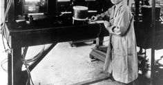 Pearl Young at Langley's Flight Instrumentation Facility March 1929 Photography http://ift.tt/2hwvOcr #Pinteresting