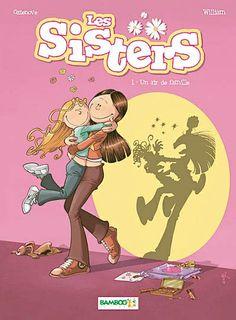 Les sisters, tome 1 Livre très très drole quand on a une soeur ! Je suis fan!!!!