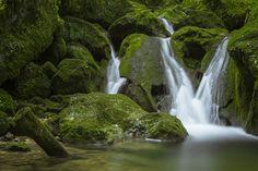 Chaltbrunnental, Grellingen Schweiz Waterfalls, Outdoor, Long Exposure, Switzerland, Outdoors, Outdoor Games, The Great Outdoors, Falling Waters, Waterfall
