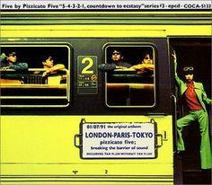 pizzicato five * LONDON-PARIS-TOKYO