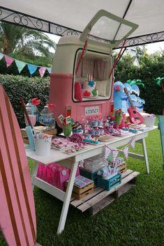 Teen beach Movie Birthday Party Ideas | Photo 2 of 49 | Catch My Party