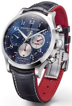 La Cote des Montres : La montre Baume & Mercier Capeland Shelby® Cobra - Moments d'éternité