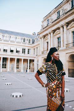 """Editorial: Koko Nanga's """"I Dream of Paris"""""""