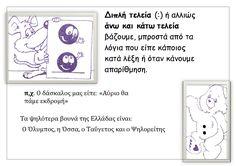 Kai, Greek Language, Special Education, Grammar, Author, Activities, Learning, School, Greek