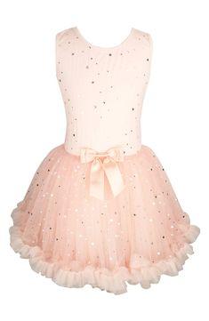 716d530c3f0e4 Metallic Stars Tutu Dress, Main, color, PINK Ballerina Dress, Baby Girl  Dresses