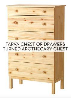 IKEA Tarva Hack Before