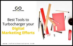 In order to perform digital marketing efforts effectively, you need the right tools. Let's talk about several indispensable digital marketing tips and tools to boost your business in the right way, for less time and money! Let Them Talk, Effort, Digital Marketing, Tools, Business, Instruments, Store, Business Illustration