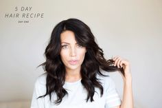 5 Day Hair: how to look great between washings!