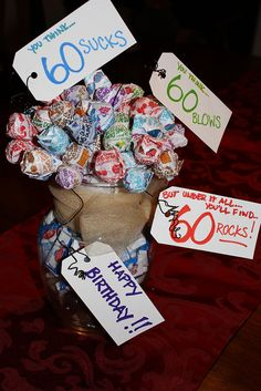20 Best Birthday Gift Ideas for Dad Happy 60th Birthday, Birthday Gifts For Husband, Dad Birthday, Birthday Bash, Birthday Parties, Birthday Ideas, Funny Birthday, Homemade Christmas Presents, 60th Birthday Decorations