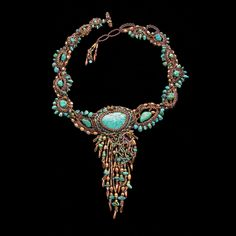 I want it...I must have it!  Intuitive Jewelry - Wendy Seaward Intuitive Beadweaving