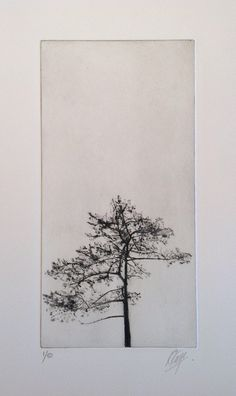 Wood Etching, Drypoint Etching, Glass Etching, Etched Wine Glasses, Etched Glassware, Etch A Sketch Art, Rembrandt Etchings, Tree Silhouette Tattoo, Intaglio Printmaking