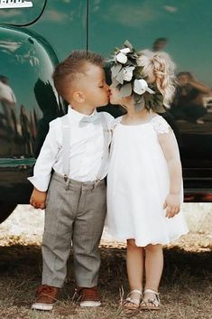 21 Flower Girl Dresses To Create A Magic Look - flower girl dresses country rustic with cap sleeves simple. See more: www.weddingforwar… Source by weddingforward - Flower Girl Dresses Country, Rustic Flower Girls, Wedding Flower Girl Dresses, Lace Flower Girls, Girls Dresses, Vintage Flower Girl Dresses, Baby Wedding Outfit Girl, Simple Flower Girl Dresses, Flower Girl Outfits
