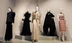 Fashionistas descend on County Durham for launch of Yves Saint Laurent exhibition (From Darlington and Stockton Times)