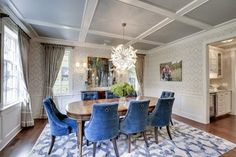 Country Club Project Remodel - transitional - dining room - minneapolis - Great Neighborhood Homes
