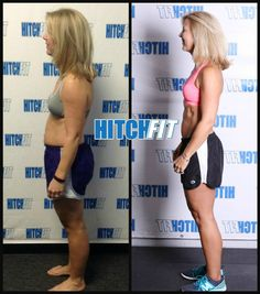 Fit over 40 Weight Loss for Women - Alayne lost the weight at age 48 with Hitch…