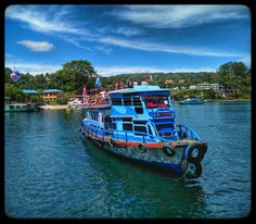 Parapet, Sumatra utara