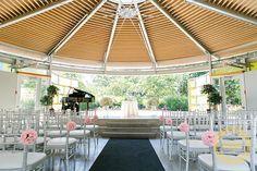 Celebration Pavilion wedding venue at Queen Elizabeth Park, Vancouver