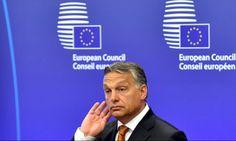 """Орбан: Ако не желите ограду, пустићемо све мигранте ка Немачкој!  """"Мађарска ће или заштитити своју """"зелену границу"""" оградама или, ако """"та могућност није толико популарна"""", може да их пропусти у правцу Аустрије и Немачке"""" изјавио је мађарски прем�"""