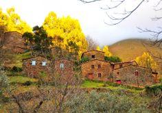 Cerdeia, aldeia de xisto na serra da Lousã.