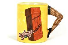 Leg Lamp Crate Mug