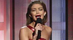 Gigi Hadid apologises for Melania Trump impression at AMAs