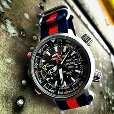 Oh my... what a watch from Citizen...