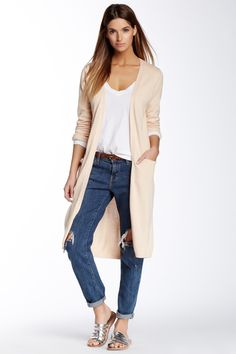 Solid Duster Cardigan by Ceny on @nordstrom_rack 52% Off