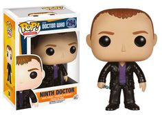 Doctor Who POP! Television Vinyl Figur 9th Doctor 9 cm - Funko